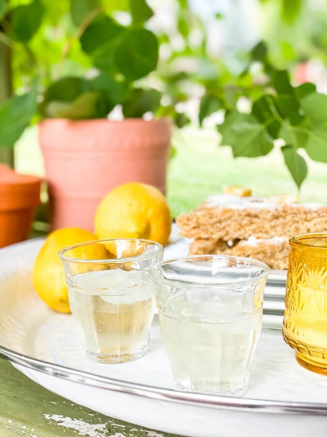 The Best Homemade Limoncello Recipe