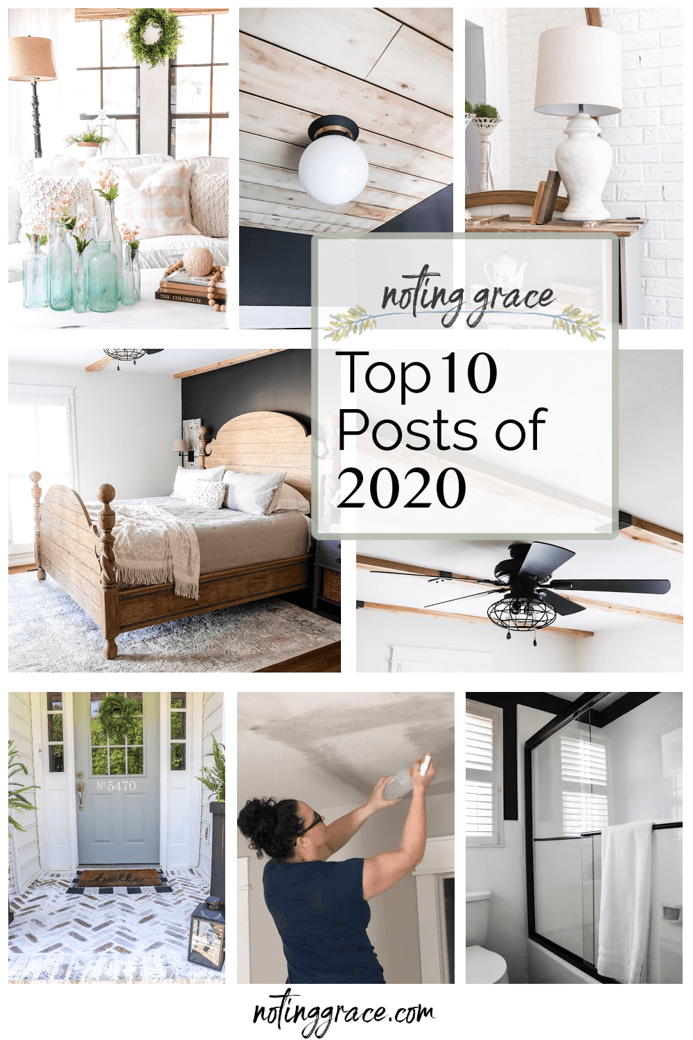 Welcome Home SUnday: Top 10 Posts of 2020