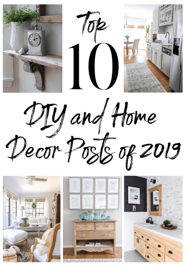 Welcome Home Sunday: Top DIY/Home decor posts