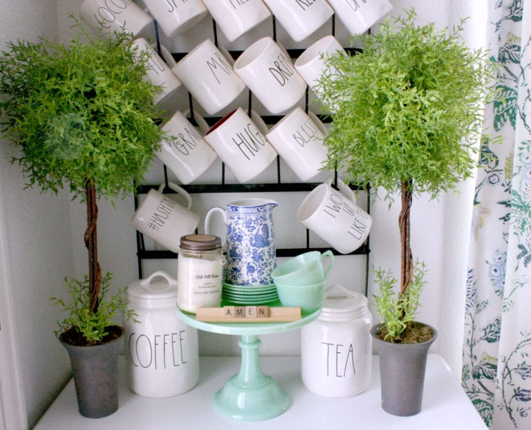 Decorating with Topiaries