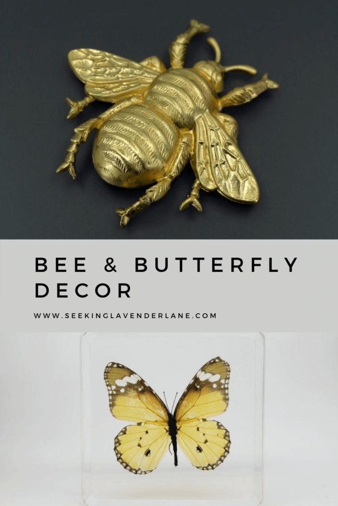 Welcome Home Saturday: Bee-Utiful Decor