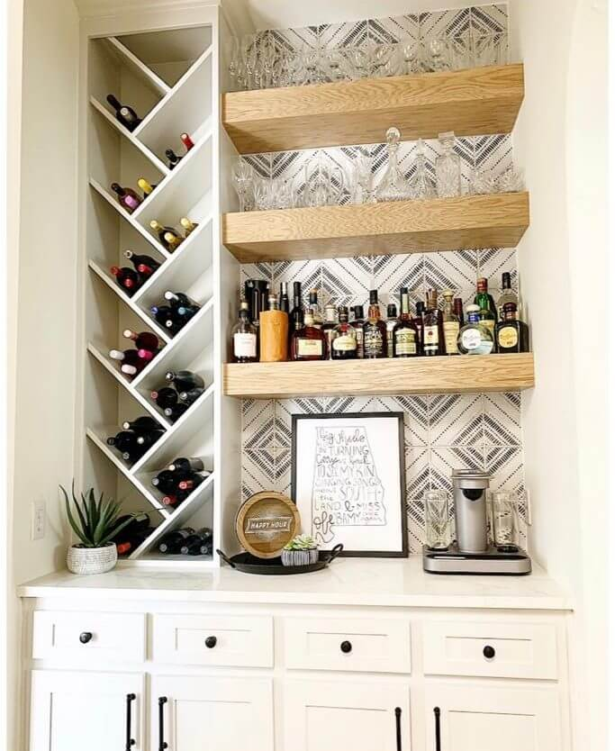 Welcome Home Saturday: Butler's Pantry Remodel